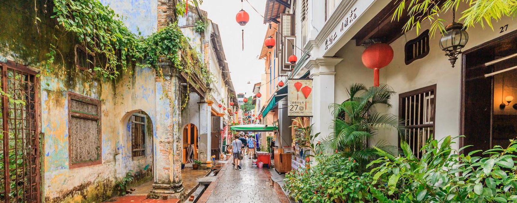 Ipoh - điểm du lịch mới nổi của Malaysia