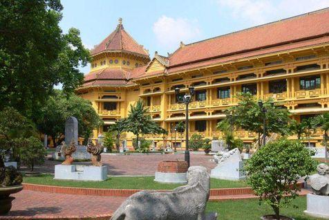 Sự kiện Bảo tàng Lịch sử Quân sự Việt Nam và Bảo tàng Lịch sử quốc gia được công nhận là điểm du lịch