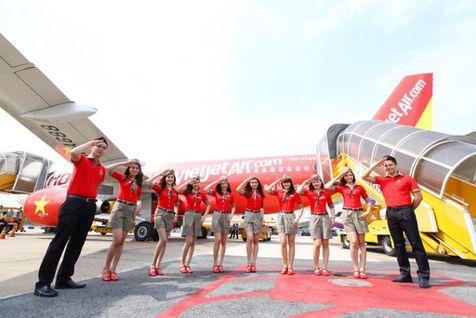 Chính sách vé máy bay Vietjet