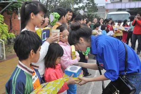 Từ thiện Tỉnh Bắc Giang tháng 5 năm 2013