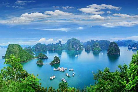 Vịnh Hạ Long đã được UNESCO công nhận là Di sản thế giới lần thứ hai về giá trị địa chất địa mạo như thế nào?