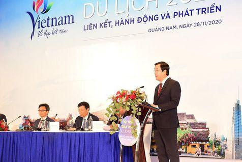 Khẳng định vai trò điều phối của Tổng cục Du lịch trong liên kết phát triển du lịch trong tình hình mới.