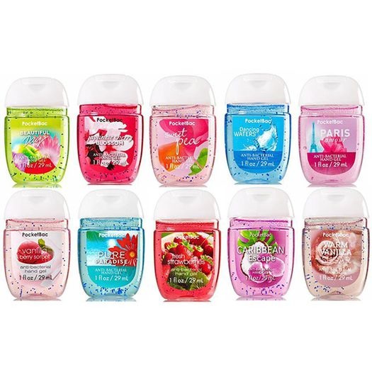 Chai Gel Rửa Tay Khô Bath Body Works 29ml