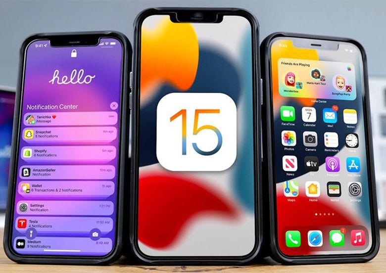 Đừng vội lên iOS 15 trước khi bạn xem bài viết này, cập nhật một số lỗi có thể mắc phải ở bản iOS 15