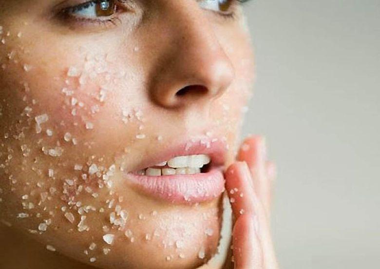 Các bộ phận trên cơ thể bạn trong một tuần tẩy da chết mấy lần thì hợp lý?