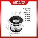 Bộ lọc Hepa cho máy hút bụi cầm tay Derrma CM300S/ CM400/ CM500/ CM800 / CM900