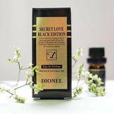 Nước hoa vùng kín Dionel Secret Love Black Edition Hàn Quốc
