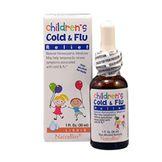 Siro trị cảm cúm Children's Cold & Flu Relief 30ml của Natrabio Mỹ