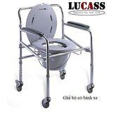 Ghế bô vệ sinh LUCASS G-696