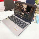 Laptop cũ Asus X555LD ( Core i5-5200U, RAM 4GB, SSD 120GB, Nvidia GT 820M, 15.6 INCH HD )