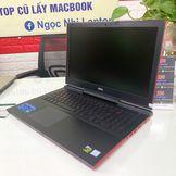 Laptop Dell Inspiron 7567 (Core i7-7700HQ, RAM 8GB, SSD 256GB, VGA 4GB NVIDIA GTX 1050Ti, 15.6 inch FHD 1920x1808 )
