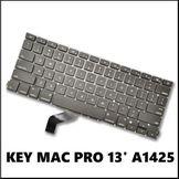 Phím Macbook Pro Retina 13 Inch A1425 - 2012