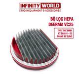 Bộ lọc Hepa thay thế cho máy hút bụi Deerma VC25 (Sản phẩm gốc, chất lượng cao)