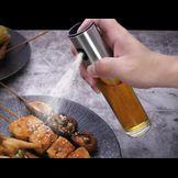 Bình xịt dầu ăn phun sương hiện đại, chai thủy tinh 100ml