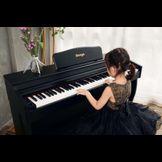 Piano Rango RG330 - BLK + Tặng Tai Nghe Cao Cấp