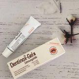 Dentinox Gel N - Gel bôi điều trị viêm lợi, nhiệt miệng, giảm đau răng, tuýp 10g