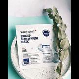 Mặt nạ dưỡng trắng chuyên sâu Sur.Medic Bright-Glutathione Mask