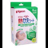 Miếng Dán Hạ Sốt Pigeon Hộp 12 Miếng Nhật Bản