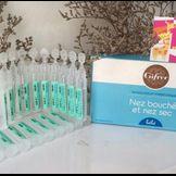 Nhỏ kháng viêm Gifrer tép xanh chống nghẹt mũi