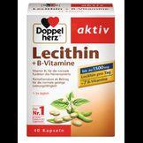 Tinh Chất Mầm Đậu Nành Của Đức Doppelherz Lecithin + Vitamin B