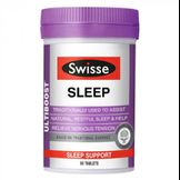 Viên uống hỗ trợ ngủ ngon Swisse Sleep Úc