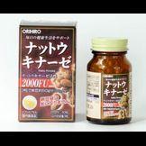 Viên Uống Phòng Chống Đột Quỵ Nattokinase 2000fu Orihiro Nhật Bản