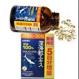 Viên uống Sụn Vi Cá Mập Orihiro Squalene Nhật Bản 360 viên