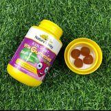Vitamin Tổng Hợp Và chất xơ Nature's Way Vita Gummies Multi Vitamin Vegies