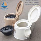 Ghế bô, bệ toilet vệ sinh bằng nhựa dành cho người lớn tuổi