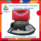 Bộ Máy đo huyết áp cơ ALPK2