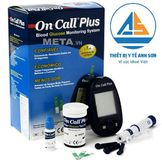 Máy đo đường huyết On Call Plus