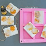 Xà phòng handmade hương cam - thơm mát bảo vệ làn da