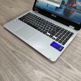 Asus TP501 - Chip i3 6100U / Ram 4G / SSD 128G / Màn Lớn 15.6 / Vỏ Nhôm Đẹp / Xoay 360