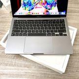 Macbook Pro 2020 M1 ( MYD82 ) - Space Grey - Chip Apple M1 / Ram 8G / SSD 256G / 13' / Full Box / Đẹp 99%