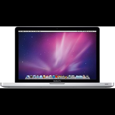 MacBook Pro (17-inch, Early 2008) MB166