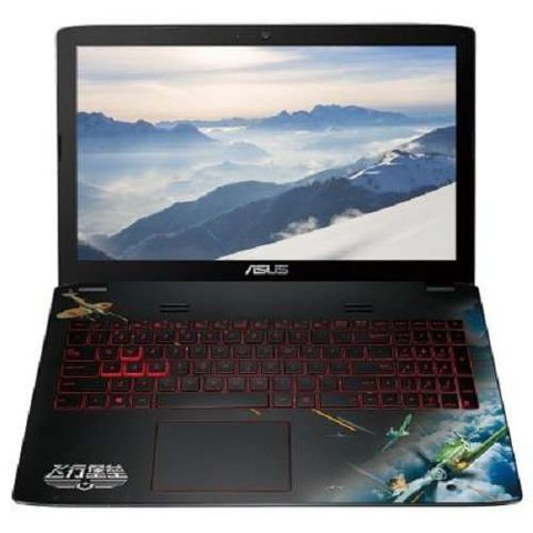 ASUS FX-PLUS ( GL552 ) Gaming ( Core i5-4200H | RAM 4GB | HDD 1000GB | VGA GTX950M | 15,6