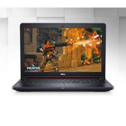 Dell Inspiron 5577 Gaming Bảo hành 1 năm (Core i7-7700HQ  RAM 8GB   SSD 128GB + HDD 1000GB   VGA NVIDIA GTX 1050 4GB   15.6″ FullHD)