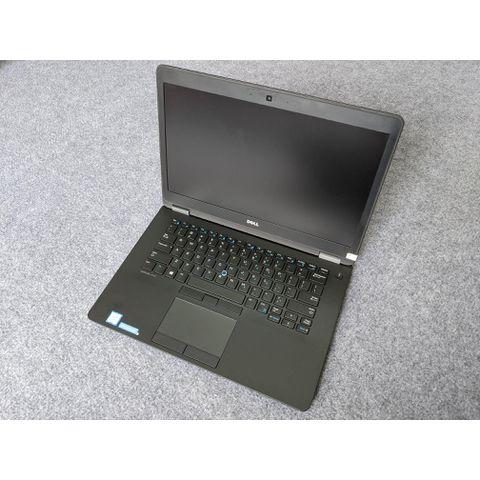 Dell Latitude E7470 i5 6300U, RAM  8GB, SSD 240GB, Màn 14inch FullHD  IPS