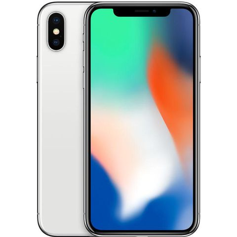 iPhone X Silver Quốc Tế (Like new)