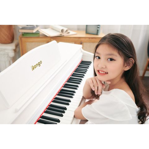 Piano Rango RG330 - WHT + Tặng Tai Nghe Cao Cấp