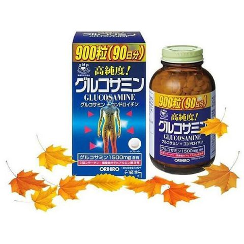 Glucosamine Orihiro 1500mg 900 viên Nhật Bản