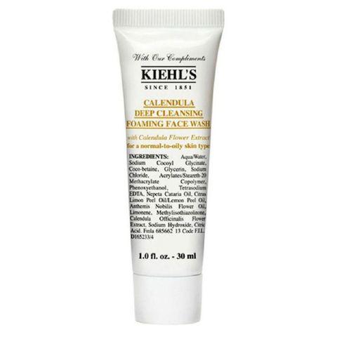 Sữa Rửa Mặt Hoa Cúc Kiehl's 230ml Calendula Deep Cleansing Foaming Face Wash