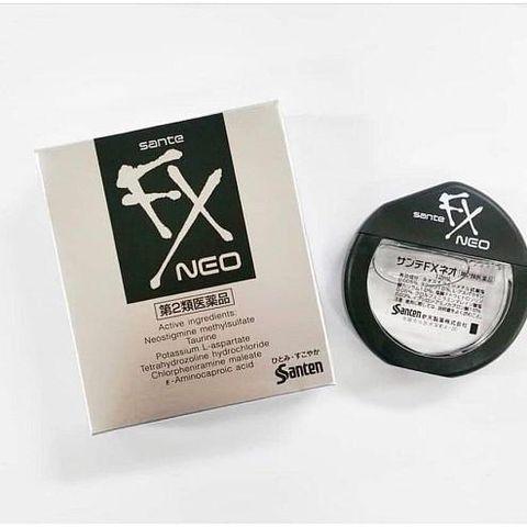 Thuốc nhỏ mắt FX NEO 12ml