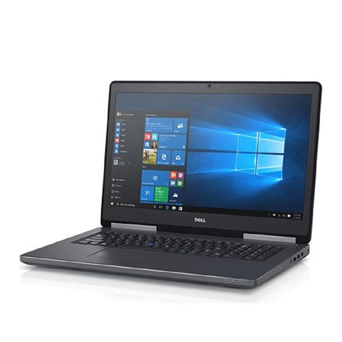 Dell Precision 7710 (i7-6820HQ | RAM 16GB |SSD M.2 NVMe 512GB | 17.3 inch FHD IPS 1920×1080 | Card NVIDIA Quadro M3000M 4GB GDDR5)