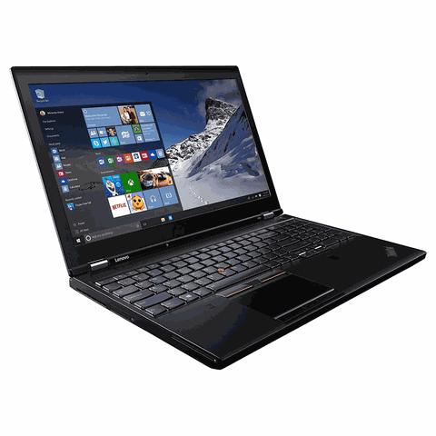 ThinkPad P50 đồ họa chuyên nghiệp ( i7-6820HQ | Ram 16GB | SSD 256GB | M1000M | 15,6