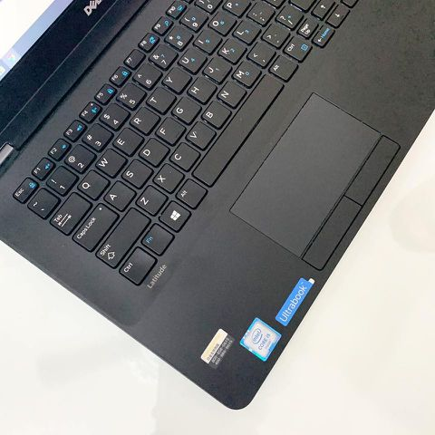 Laptop Dell Latitude E7270 Core i5-6200U, Ram 8GB, SSD 256GB, Intel HD 520, 12.5 HD