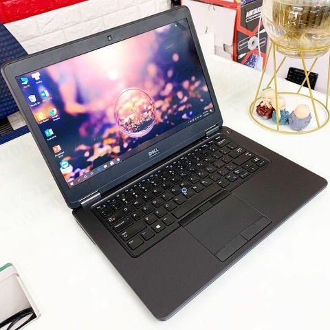 Laptop Dell Latitude E7450 (Core i5-5300U, RAM 4GB, SSD 128GB, VGA Intel HD Graphics 5500, 14.0 inch HD)