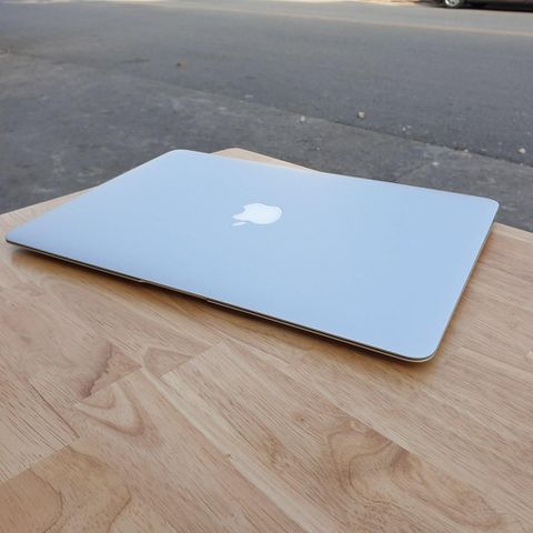 Macbook Air MMGG2 ( 2016 ) - Core I7 / Ram 8G / Ssd 256G / Máy Đẹp 98% / Pin 6H .