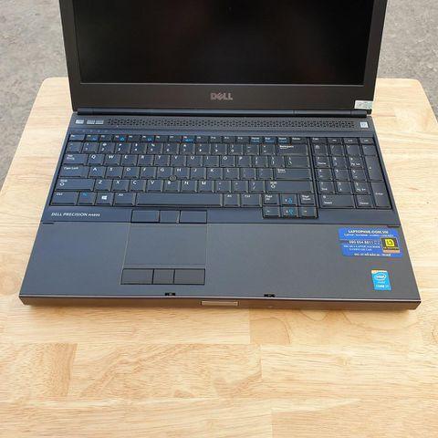 DELL TRẠM M4800 - I7 4800MQ / RAM 16G / SSD 256G / CARD K2100 2G / 15.6' FULL HD