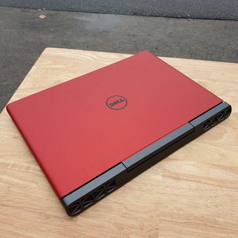 Dell Gaming 7567 - Chip I7 7700HQ / Ram 8G / Ssd 128G + HDD 1T / Card GTX 1050Ti 4G / Màn 15.6' F.HD .
